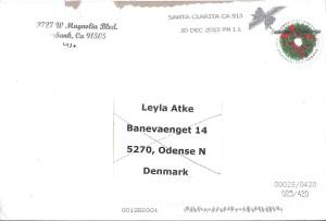 MILLA (envelope)