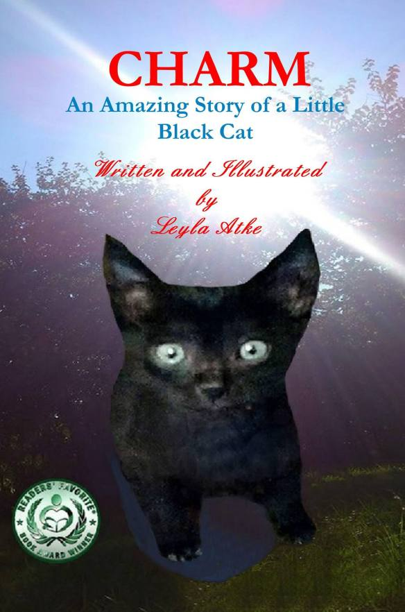 Attention! Free book promotion for Charm on Amazon! #cats